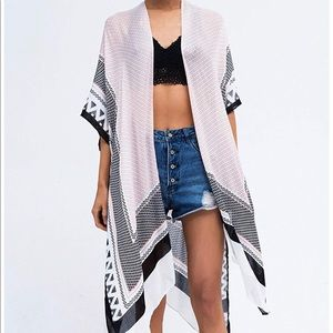 Other - Kimono cardigan beach cover up